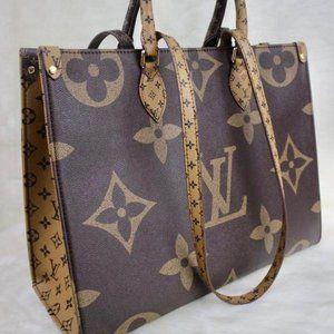 Louis Vuitton Onthego tote bag